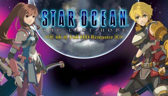 Star Ocean The Last Hope 4K Full HD Remaster Free Download