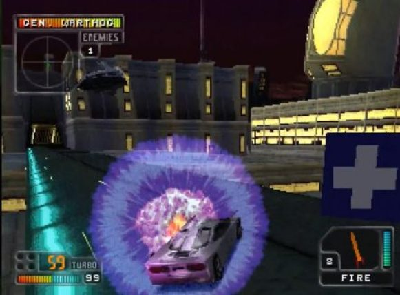Twisted Metal 4 PS1 (PSX / ISO) dan Install