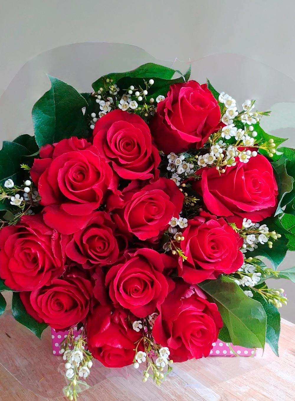 Tasini Fiorista - shop - 12 rose rosse