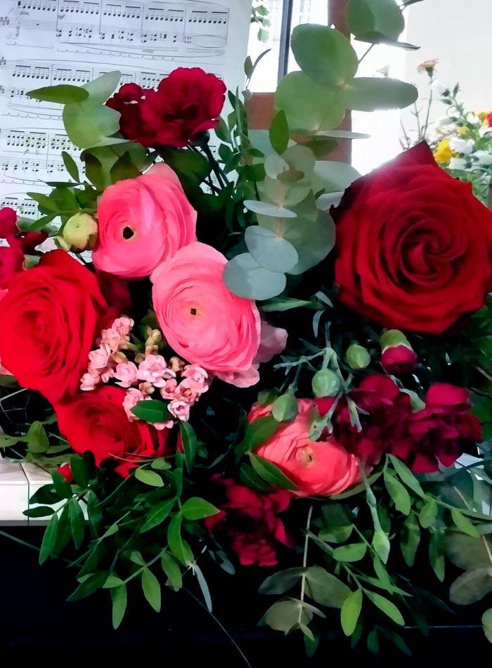 Tasini Fiorista - shop - bouquet half pint