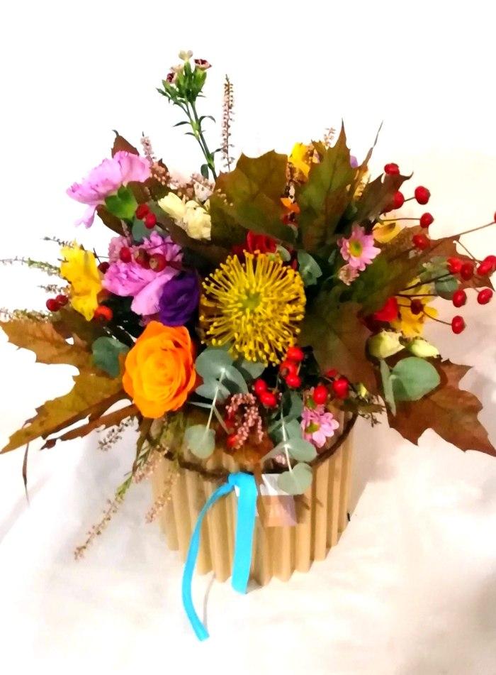 Tasini Fiorista - shop - flowerbox medio