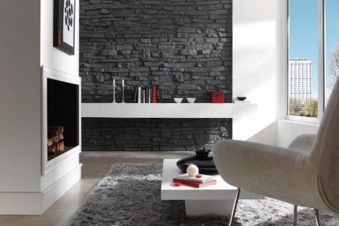 Piedra Black Duvar Paneli
