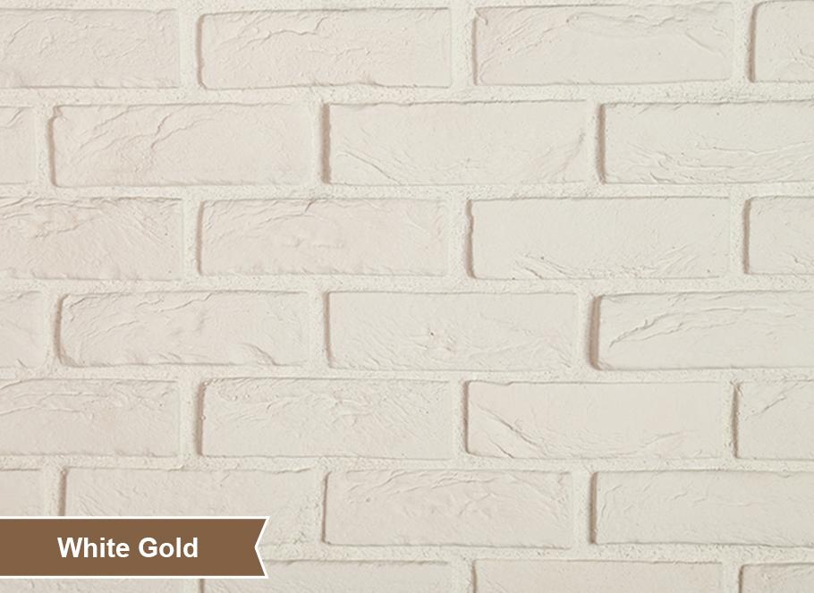 Kültür Tuğlası, Bims Tuğla, Town Brick White Gold
