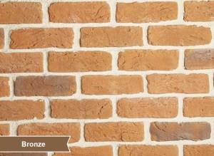 Eski Tuğla, Antik Tuğla, Tuğla Kaplama, Old Brick Bronze