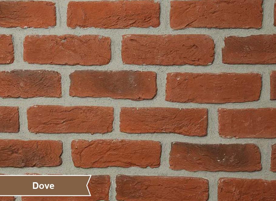 Eski Tuğla, Antik Tuğla, Tuğla Kaplama, Old Brick Dove