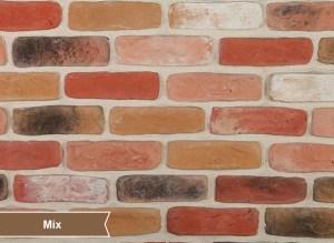 Dekoratif Tuğla, Kültür Tuğlası, Village Mix