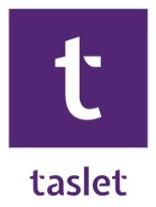 TASLET Security