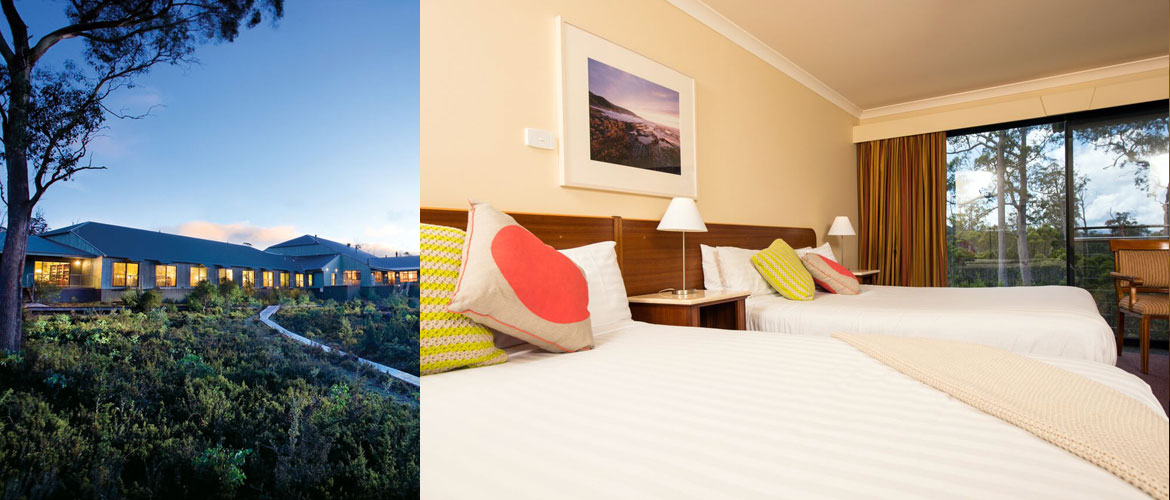 Cradle Mountain - Cradle Mountain Hotel - Standard Room