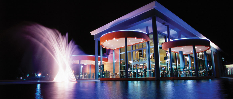 Country Club Tasmania Resort Water Garden
