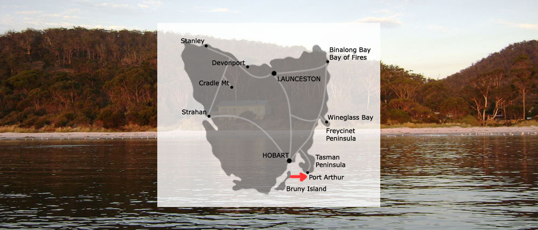 Location: Port Arthur, Tasmania