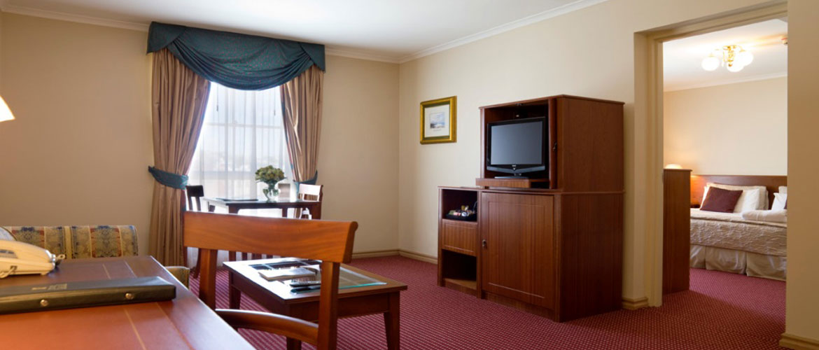 Spacious Executive Suite