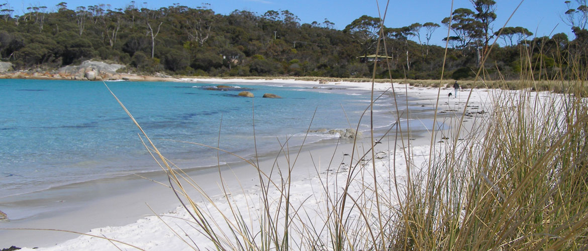 Pristine Binalong Bay