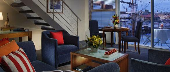 Luxury Apartments Tasmania - Somerset on the Pier