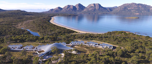 Luxury Resorts Tasmania - Saffire Freycinet