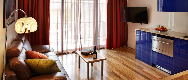 Lounge Overlooking Salamanca