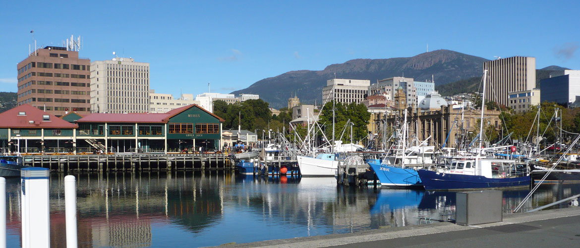 Safe Harbour on Hobart's Waterfront