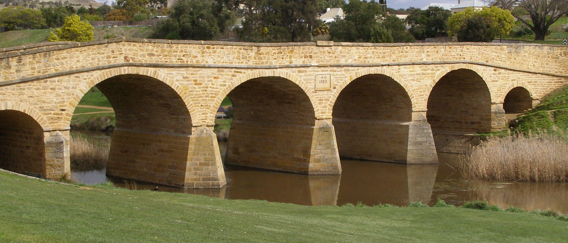 Historic Bridge at Richmond