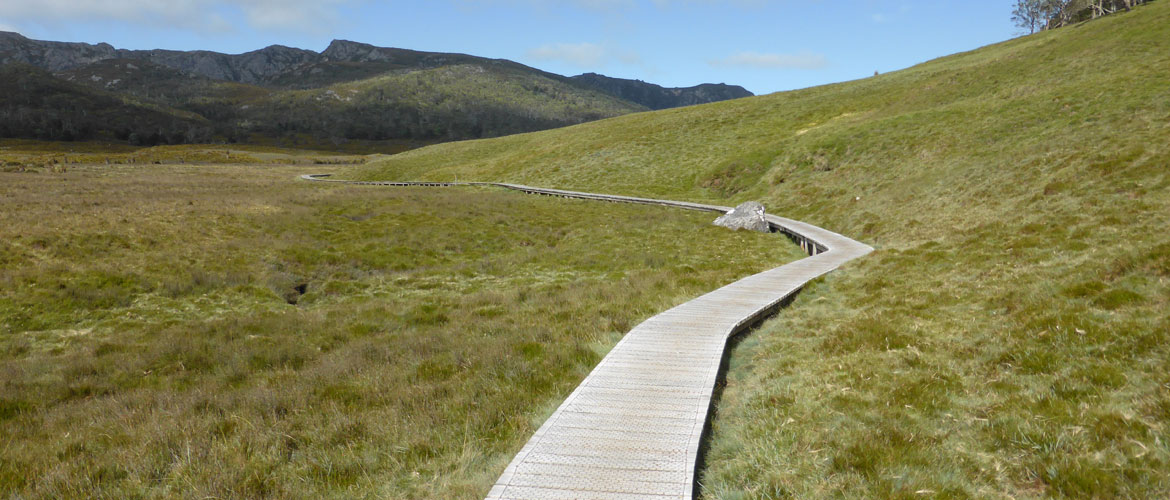 Highland Walks - Cradle Mountain