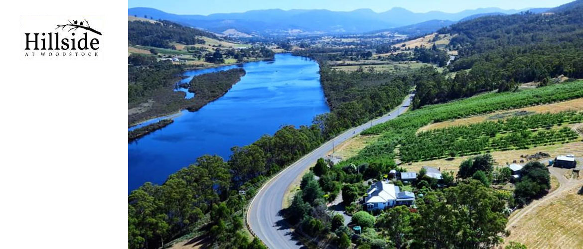 Set beside the Huon River
