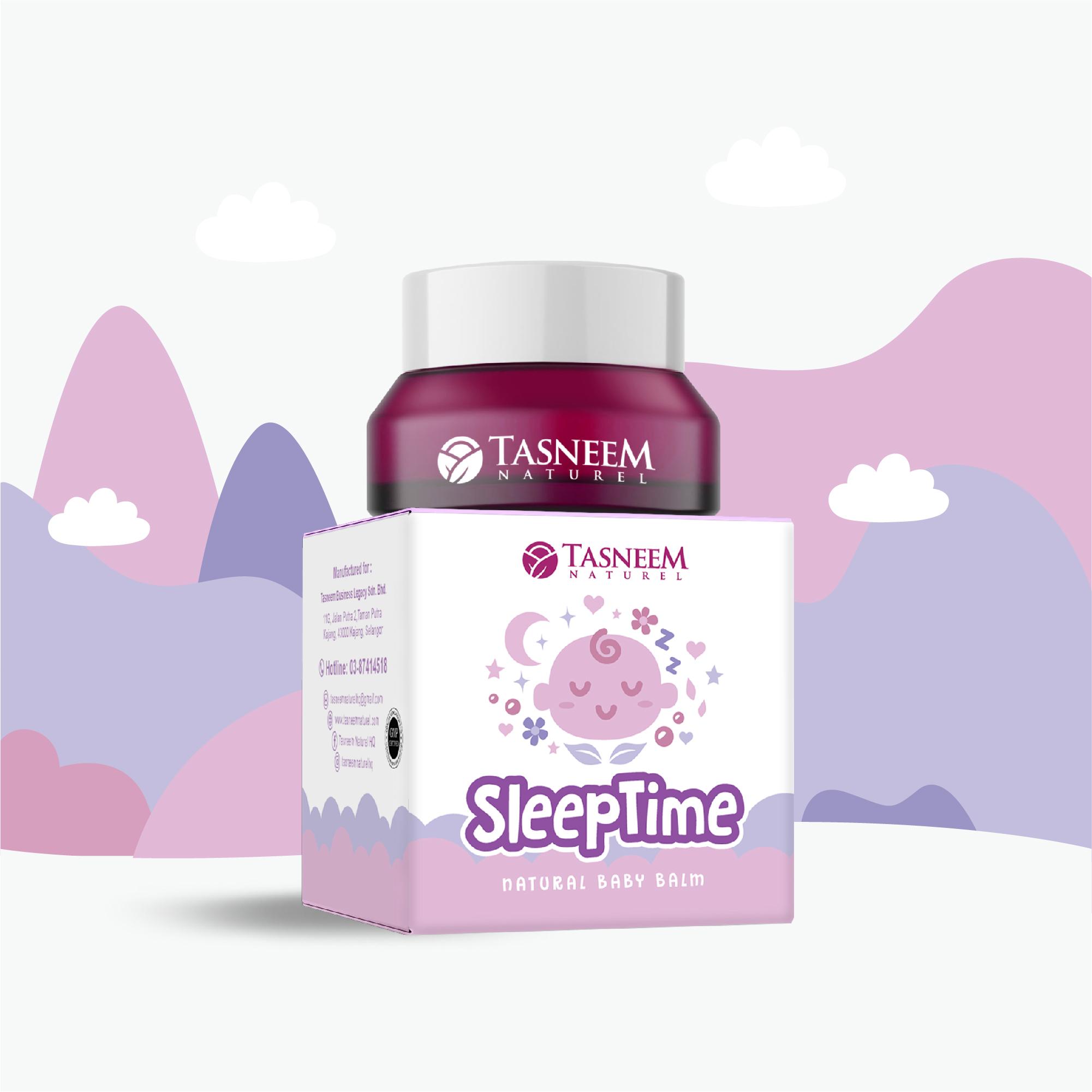 Sleep Time Balm