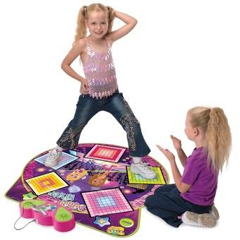 tapis de danse