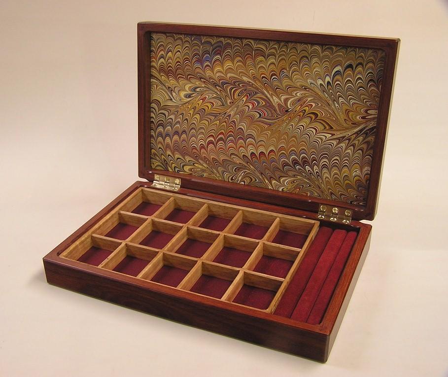 Jarrah Box