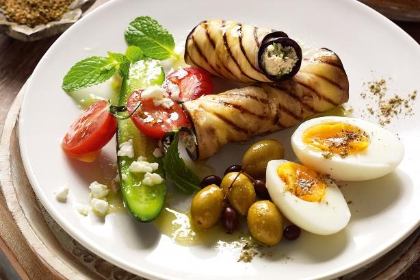 Arabic breakfast