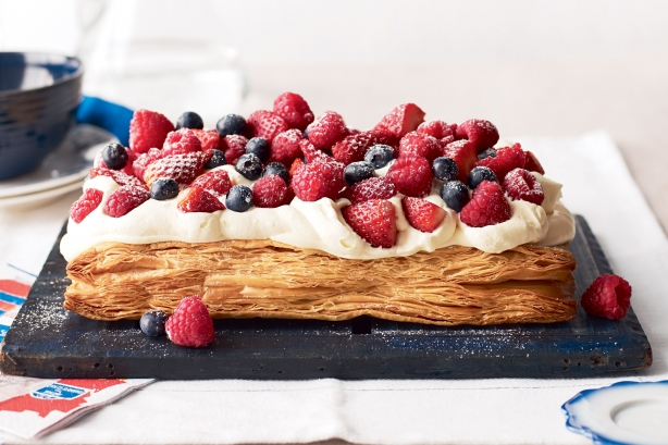A Thousand Leaves of Warming Deliciousness: Millefeuille
