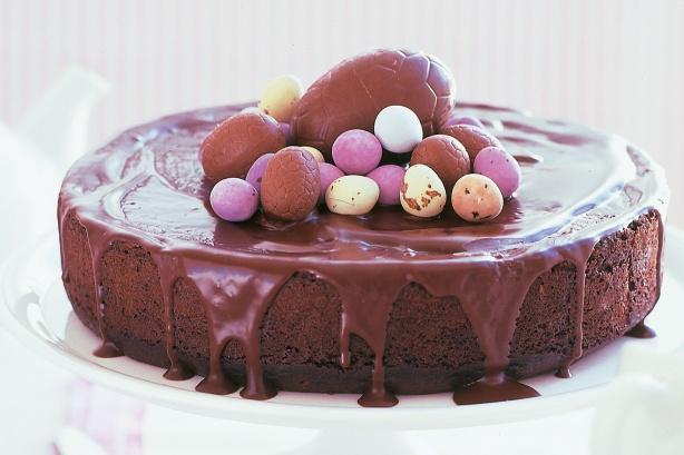 gateau au yaourt et au chocolat