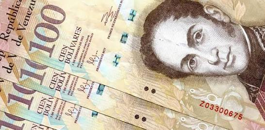 Bolivares currency