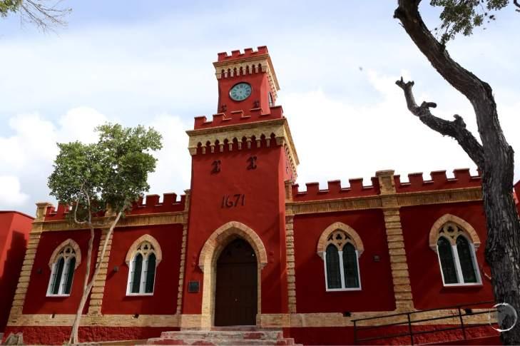 Fort Christian, Charlotte Amalie, St. Thomas