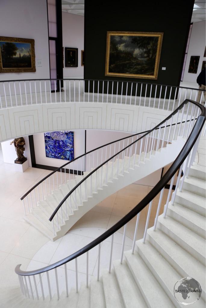 Museo de arte de Ponce.