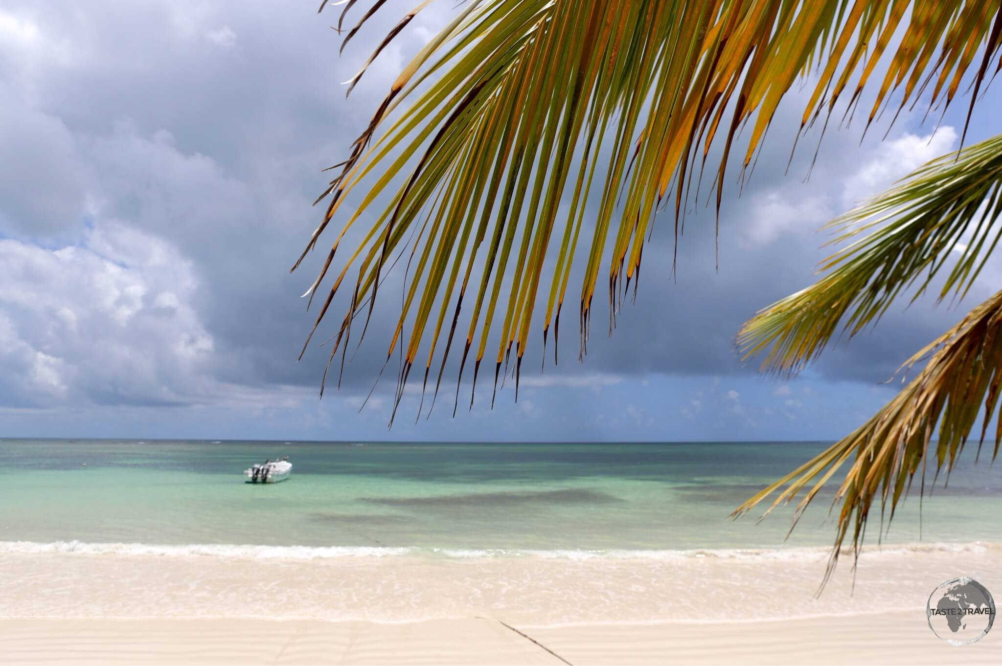 Located on the northeast coast of DR, Las Terrenas is a beautiful, uncrowded beach.