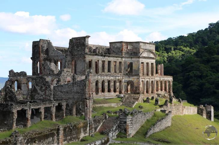 Sans-souci palace, Milot. An interesting story which is covered in my guide.