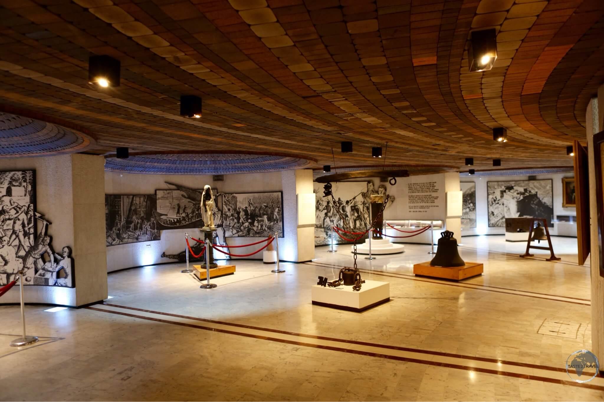 Musée du Panthéon National Haïtien, Port-au-Prince.