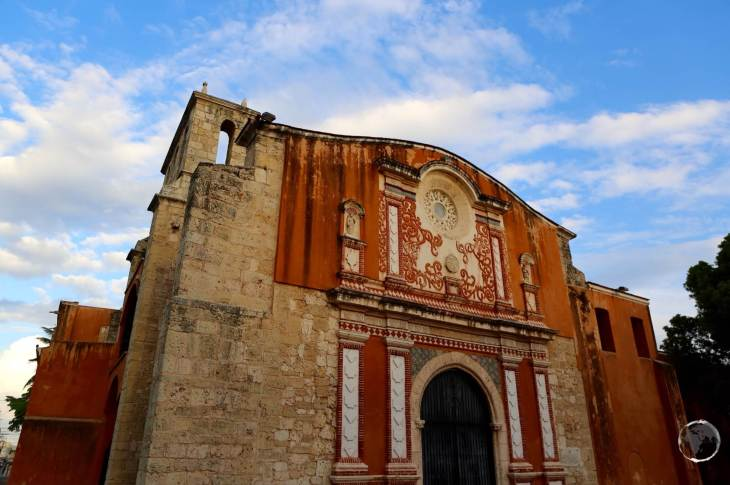 A true colonial relic - the Convent of the Dominican Order in Santo Domingo.