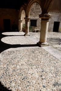 Courtyard of Museo de las Casas Reales