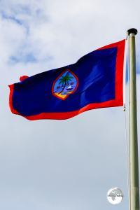 Guam Territorial Flag