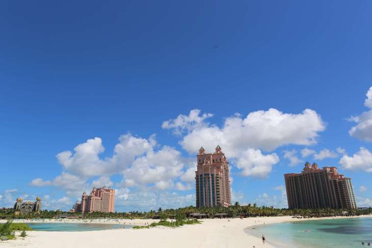 Atlantis Resort, Paradise Island.