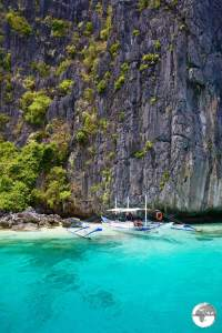 Palawan Travel Report: Snorkeling trip at El Nido, Palawan
