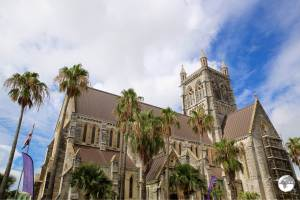 Bermuda Travel Guide: Cathedral of the Most Holy Trinity, Hamilton.
