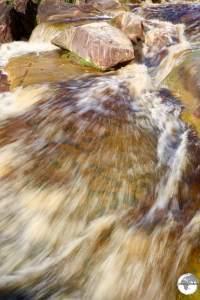 BK falls, Bartica.