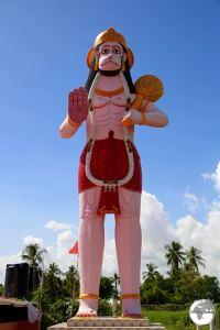 Lord Hanuman, Leguan Island.