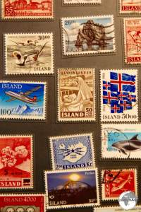 Stamps of Iceland