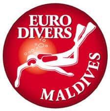 Euro Divers Maldives Logo.