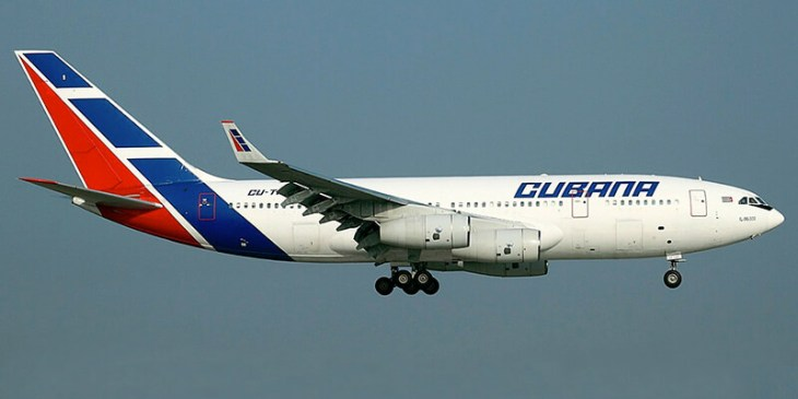 Cubana are the national airline of Cuba.