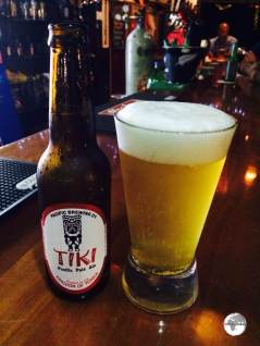 Beer # 3 of my Billfish tasting - Tikii.