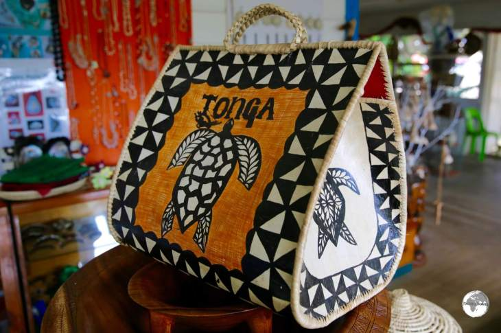 Tonga is famous for it's woven handicrafts.