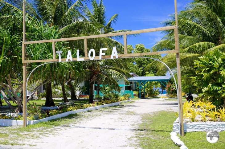 Tafola (means 'Welcome') is the unpretentious, low-key home of the Prime Minister.