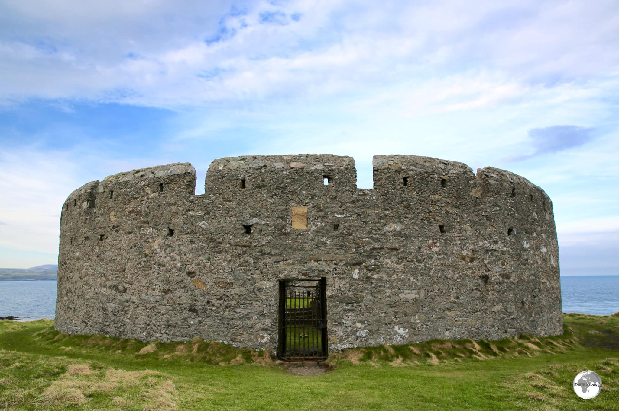 Derby Fort, St Michael's Isle.